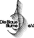 Logo Die Blaue Blume