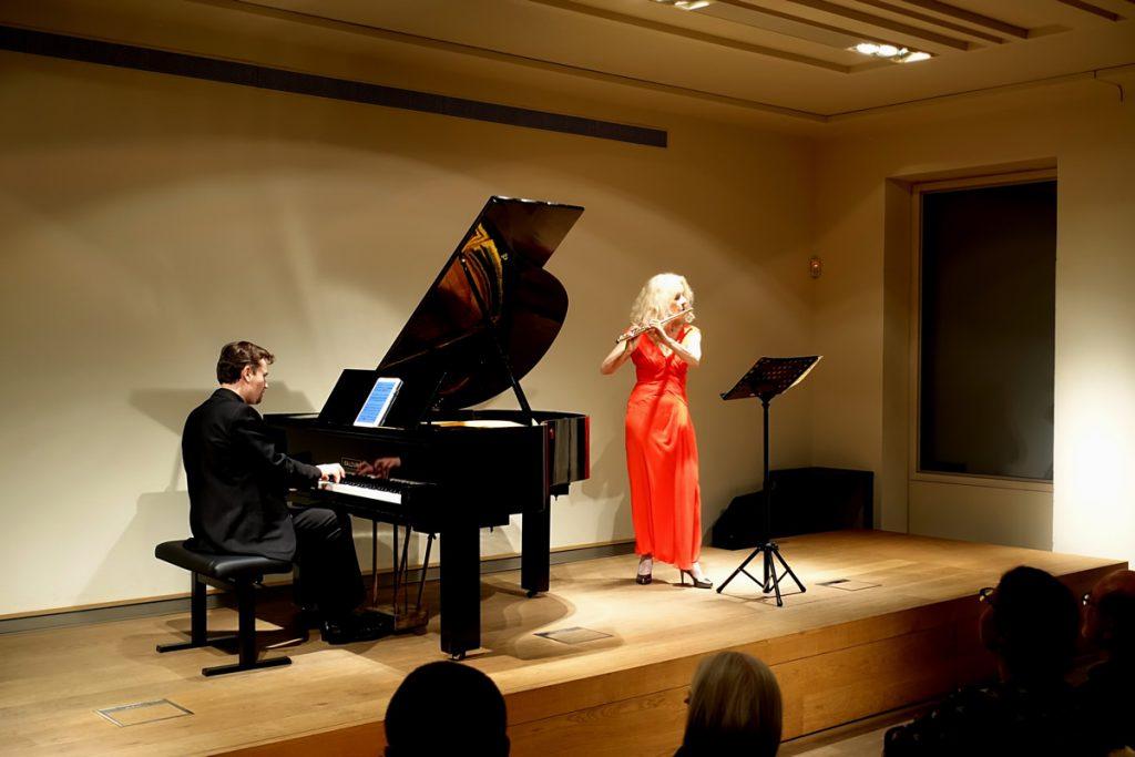 Saskia Schneider mit Piotr Machnik