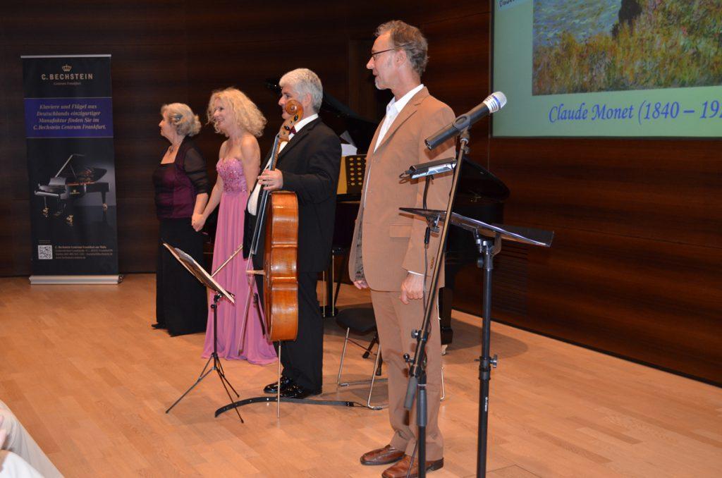 Veranstaltung am 7. Juli 2018 zu Claude Monet in der Sparda-Bank Hessen eG - © Sparda-Bank Hessen eG (2)